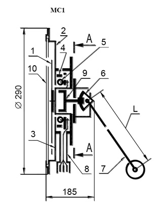 заказ маслоуказателей МС 1, МС 2