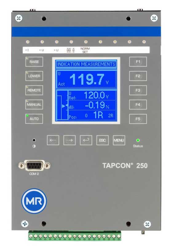 регулятор напряжения tapcon 250