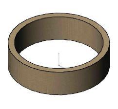 опорные кольца