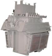 Тяговый трансформатор ОНДЦЭ-8000/10П-У1